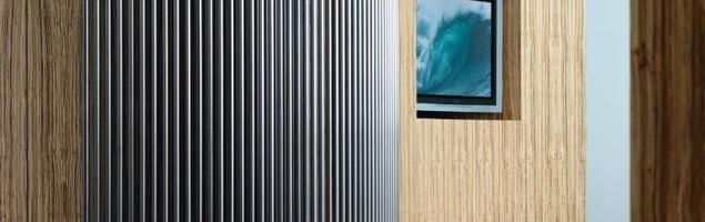 Grzejniki wodne marki ZEHNDER kształtują wnętrza