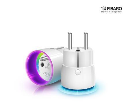 Uniwersalny przełącznik do gniazdka Wall Plug FIBARO