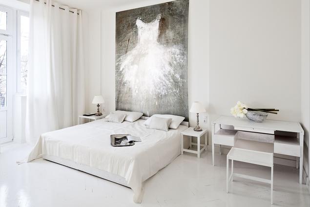 ... Schlafzimmer Tapeten Bilder: Ideen schlafzimmer mit dachschrage