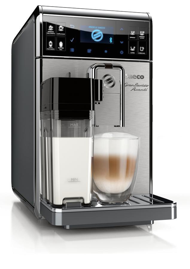 Jak wybrać ekspres ciśnieniowy? Ekspresy do kawy Saeco