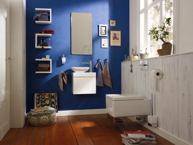 Aranżacja małej łazienki dla indywidualisty