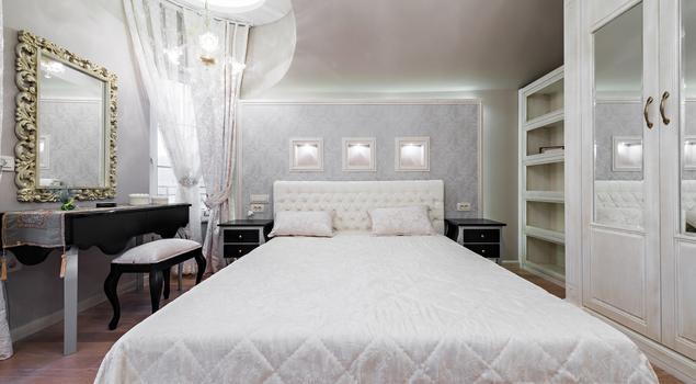 Pomysł Na Sypialnię Aranżacja Sypialni W Stylu Retro